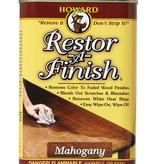 HOWARD 16005 MAHOGANY RESTOR-A-FINISH - PINT