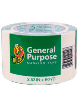 "DUCK TAPE MSK GP 2.83""X60.1YD"