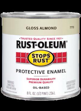 Rust oleum almond