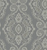 Wallquest Nautical Damask