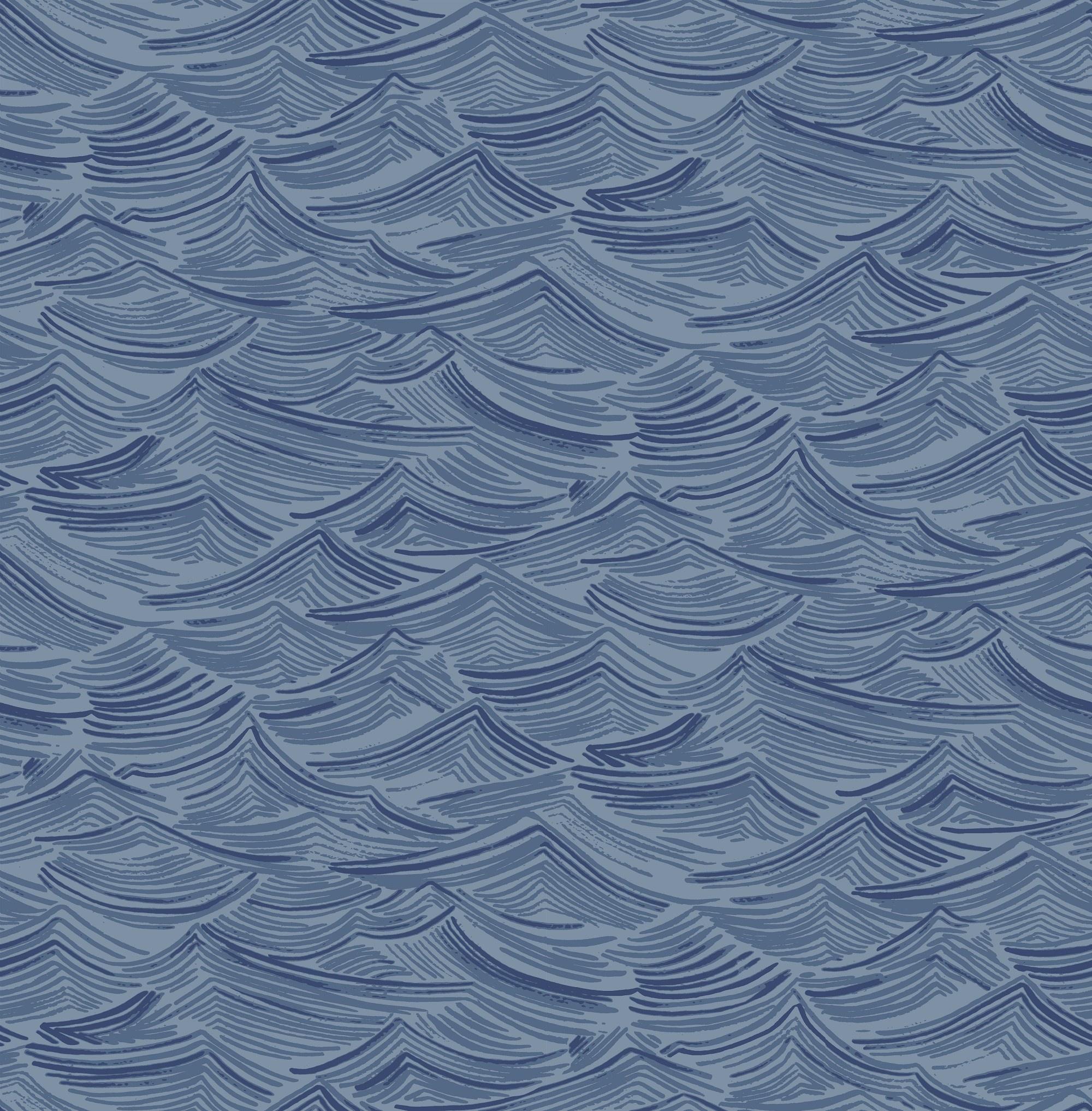 Wallquest Calm Seas