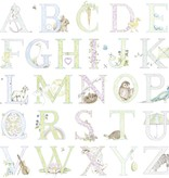 Wallquest Alphabet