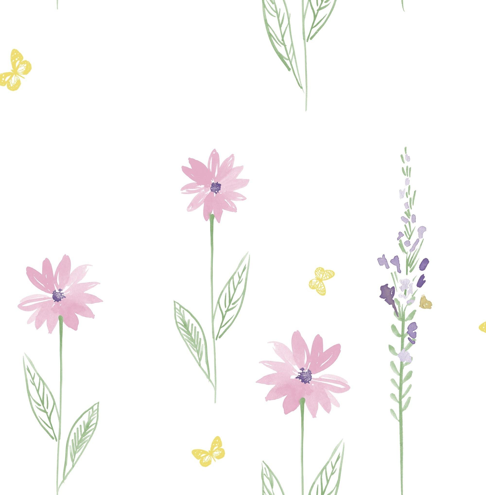 Wallquest Daisy Field