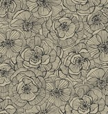 Wallquest Graphic Floral