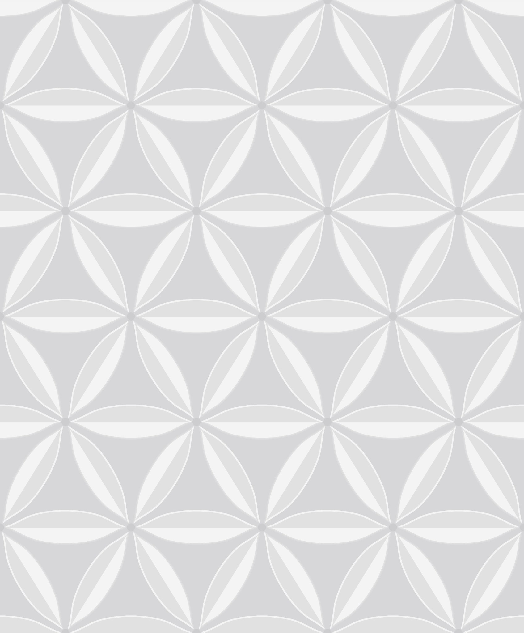 Wallquest Lens Geometric