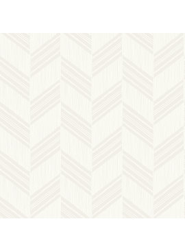 Wallquest Boho Chevron Stripe