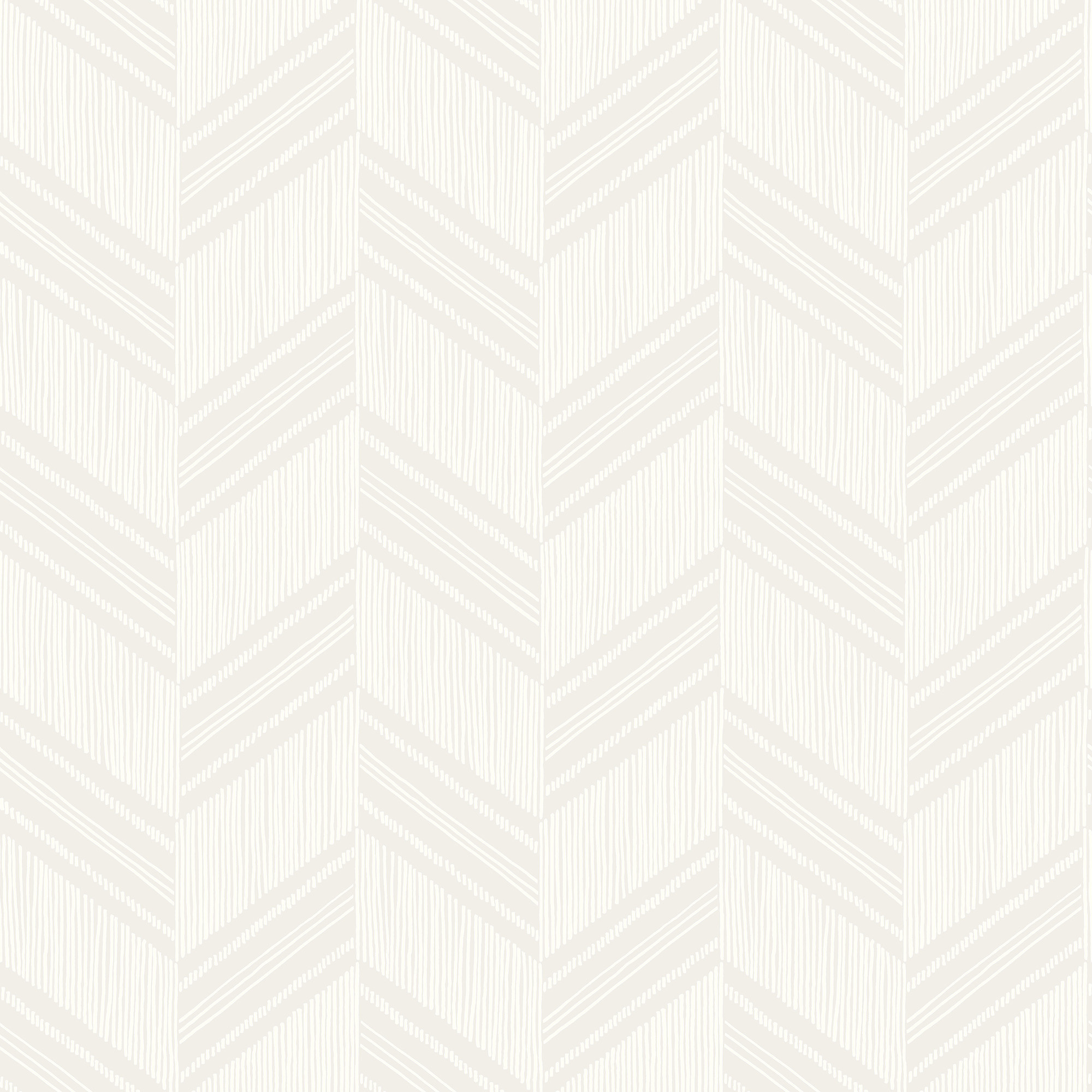 Wallquest Boho Chevron Stripe