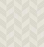 Wallquest Boho Chevron Stripe-Stringcloth