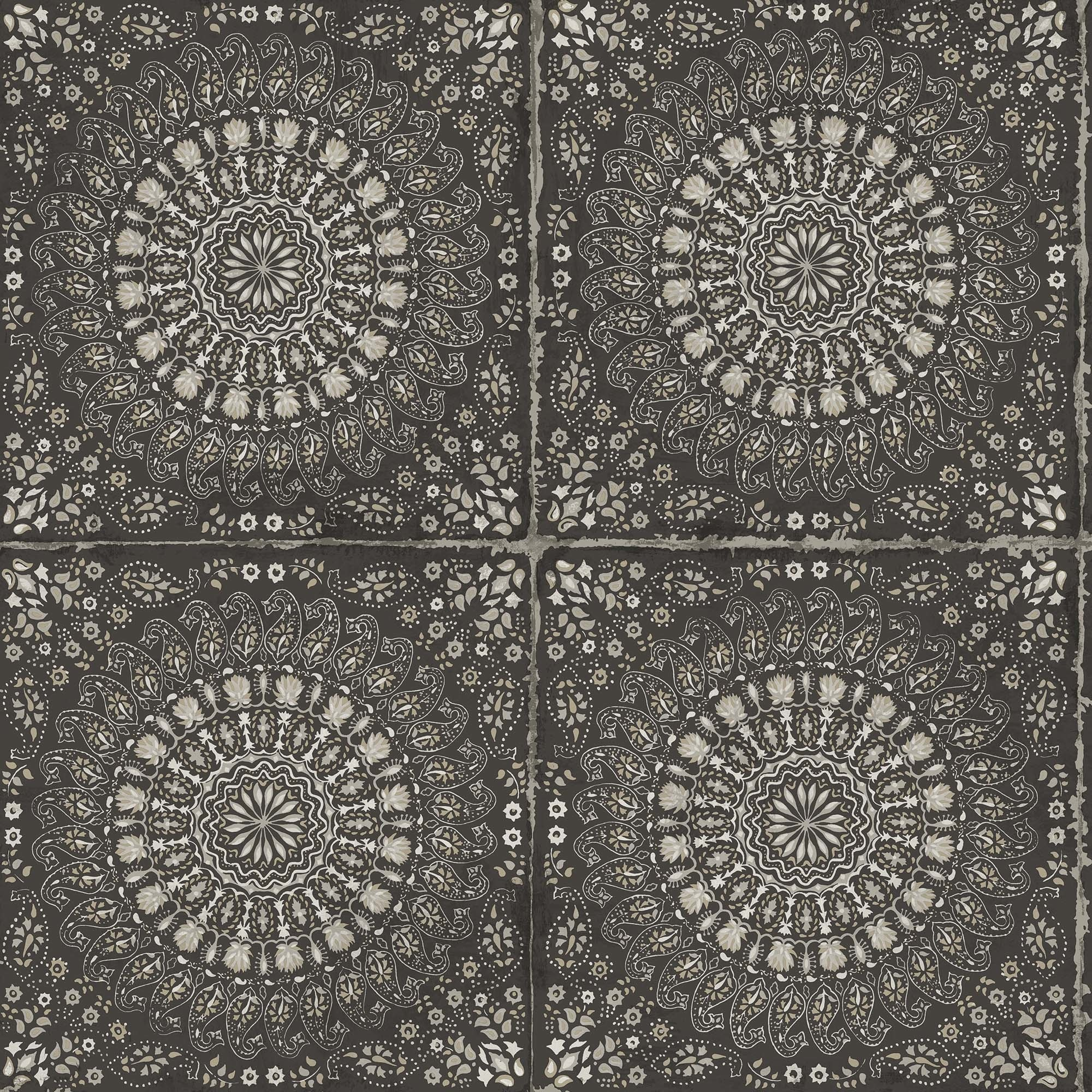 Wallquest Mandala Boho Tile