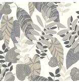 Wallquest Tropicana Leaves