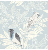 Wallquest Paradise Island Birds