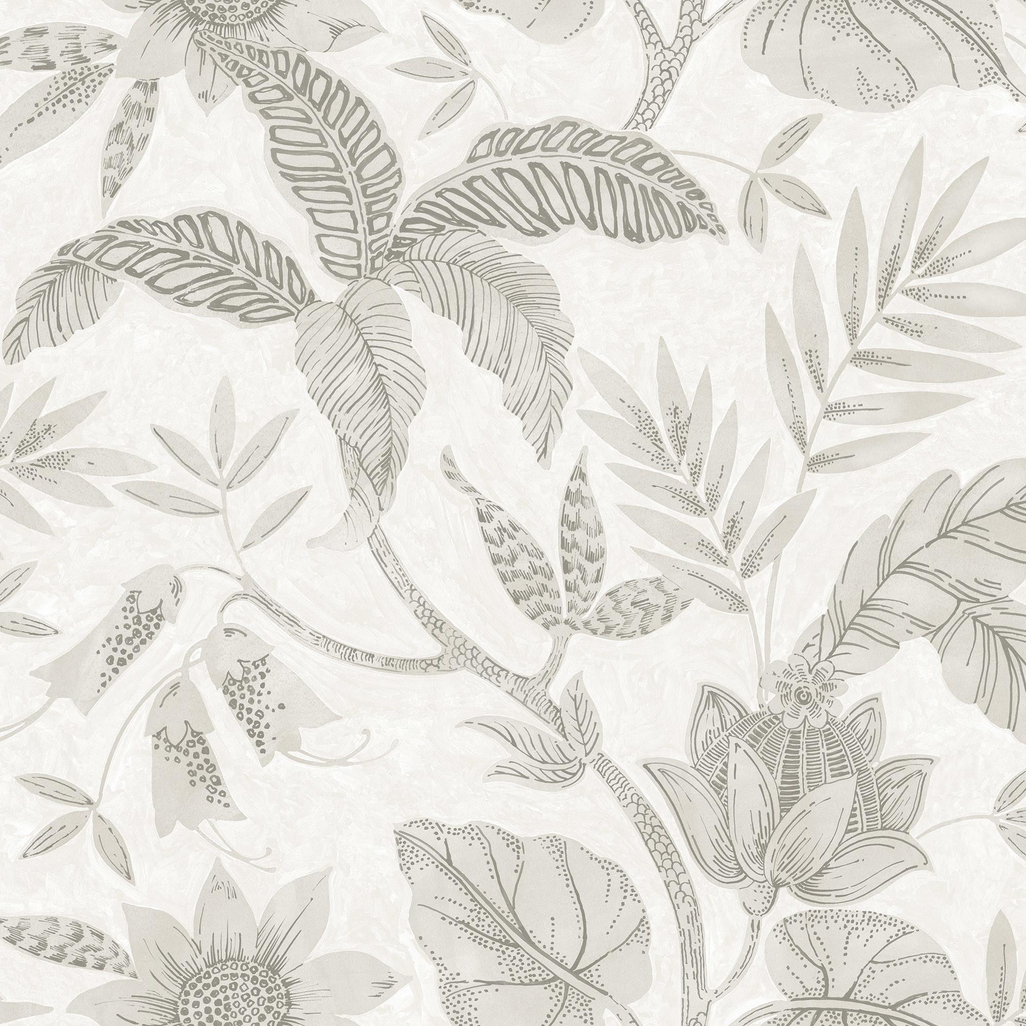 Wallquest Rainforest Leaves