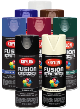 KRYLON PAINTS Krylon Fusion All-in-One
