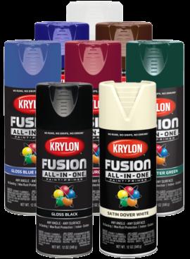 KRYLON PAINTS Krylon Fusion All-in-One