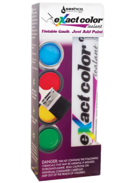 EXACT COLOR CAULK EXACT COLOR 9.5 OZ