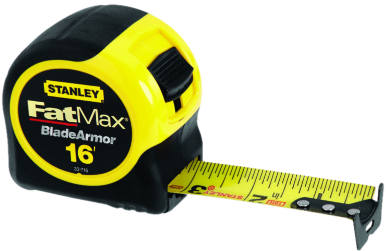 """STANLEY TOOLS COMPANY 1-1/4""""X16' FAT MAX TAPE"""