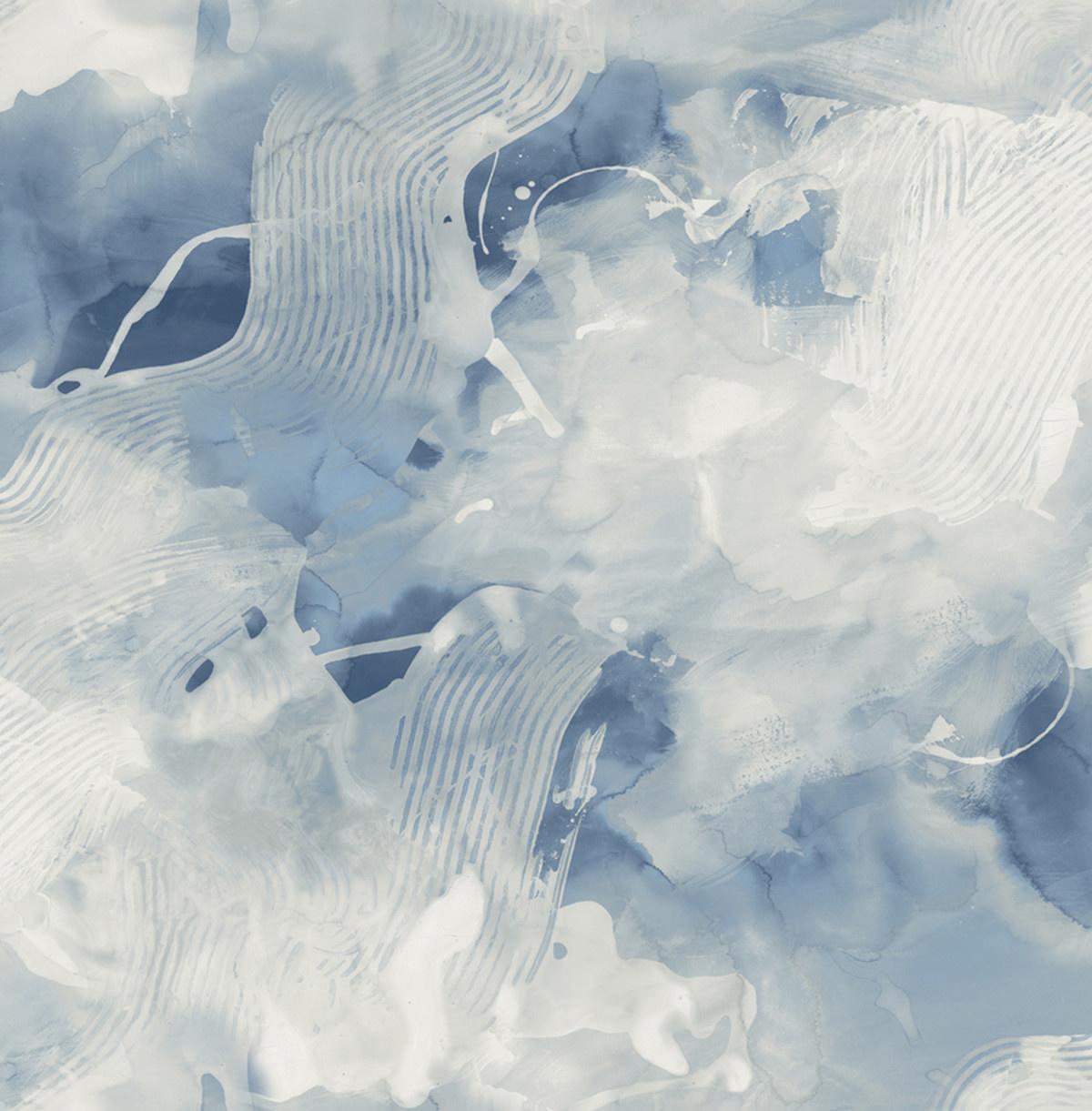 Seabrook Desighns Notch Trowel Abstract