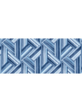 Seabrook Desighns Geo Inlay Fabric (LW50102 Coordinate)