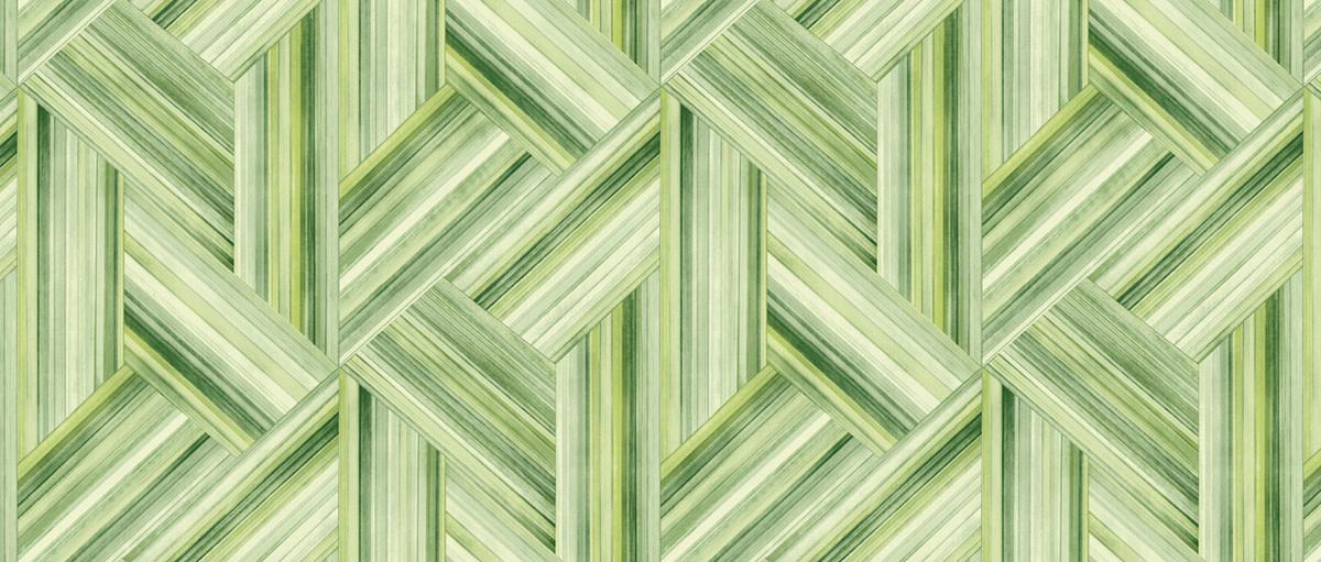 Seabrook Desighns Geo Inlay Fabric (LW50104 Coordinate)