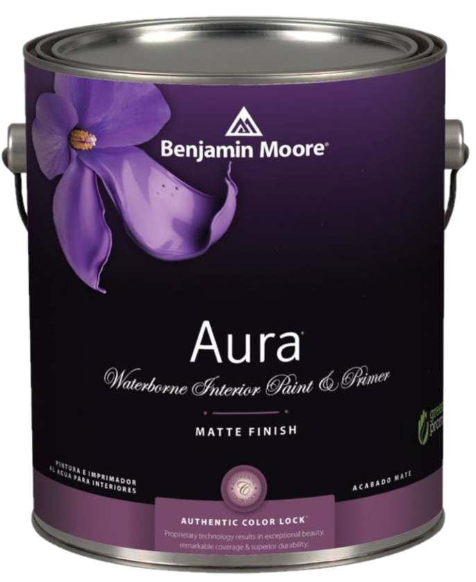 0522 AURA MATTE FIVE GALLONS