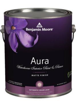 AURA MATTE FIVE GALLONS