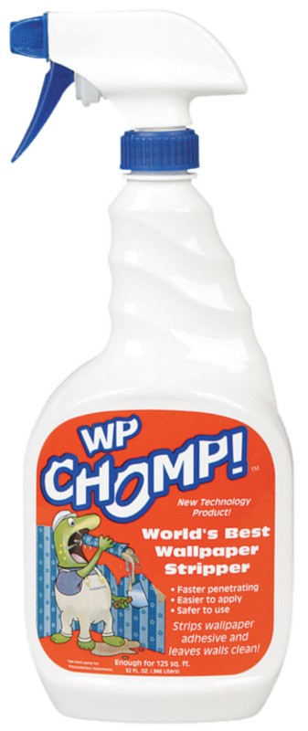 32OZ WP CHOMP WORLD'S BEST WALLPAPER STRIPPER SPRAY