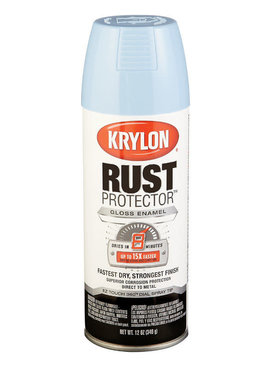 KRYLON PAINTS Krylon Rust Protector 12oz Spray