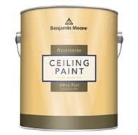 BENJAMIN MOORE 50809 WATERBORNE CEILING -CEILING WHITE - 5 GAL