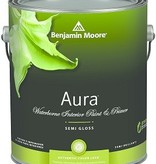 BENJAMIN MOORE 0528 AURA SEMI GLOSS - GALLON