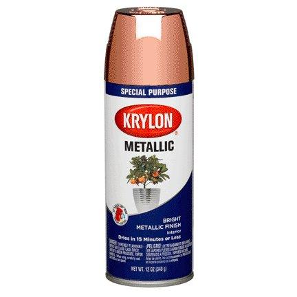 12OZ KRYLON COPPER METALLIC AEROSOL