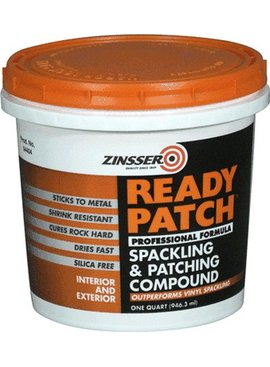 RUST-OLEUM CORPORATION HQT READY PATCH PROFESSIONAL FORMULA SPACKLING & PATCHING CMPD