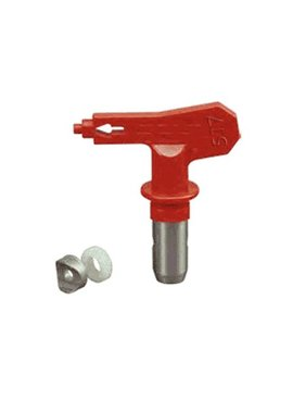 TITAN SC6 + REVERSIBLE SPRAY TIP - RED 521