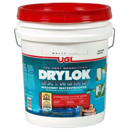 UGL LABS INC Drylok Extreme White - 5 GAL
