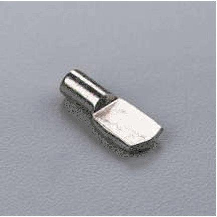 """1/4"""" SHELF PIN ALUMINUM 1000/BAG"""