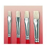 WOOSTER BRUSH COMPANY SIZE 2 OIL BRIGHTS BRISTLE ARTISTS BRUSH