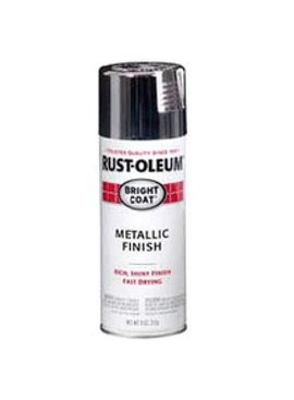 RUST-OLEUM CORPORATION 11 OZ RUSTO CHROME METALLIC