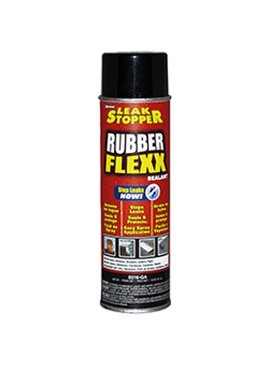 LEAK STOPPER BLACK RUBBER FLEX SEALANT 18OZ
