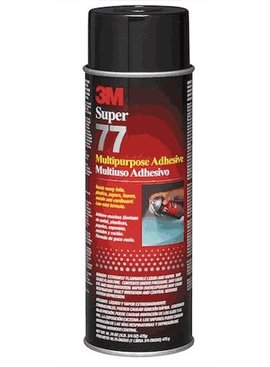 3M 3M 21210 ''77'' 16.75 OZ SUPER SPRAY ADHESIVE - EACH