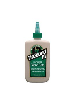 8OZ TITEBOND III ULTIMATE WOOD GLUE
