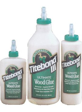 TITEBOND III 01412 4 OZ ULTIMATE WOOD GLUE