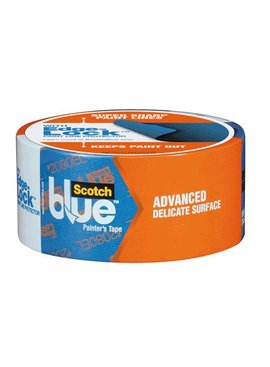 2''X60YD SCOTCH BLUE PAINTERS MASKING TAPE FOR DELICATE SURFACES