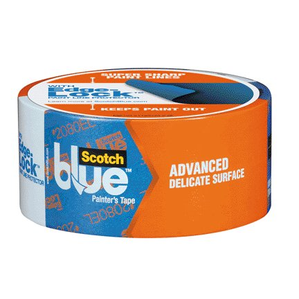 3M 2''X60YD SCOTCH BLUE PAINTERS MASKING TAPE FOR DELICATE SURFACES