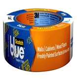 3M 1.5''X60YD SCOTCH BLUE PAINTERS MASKING TAPE FOR DELICATE SURFACES