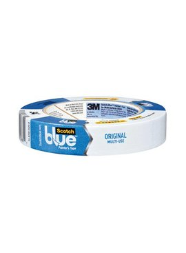 3M BLUE PAINTER'S  MASKING TAPE 1''  24mm X 60yd