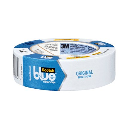 3M 3M 2090A 36MM X 60YD  MASK BLUE TAPE 1-1/2'' - ROLL