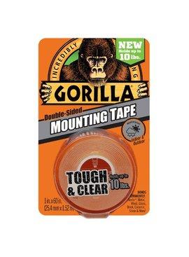 GORILLA MOUNTING TAPE CLR