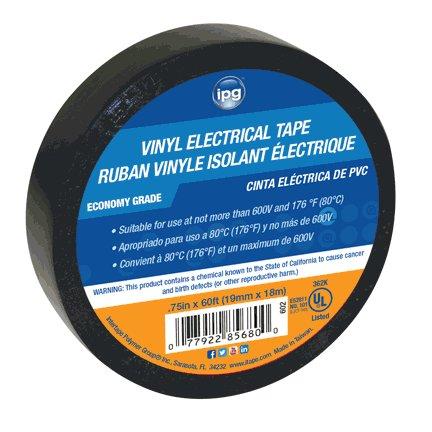3/4'' X 60' VINYL ELECTRICAL TAPE