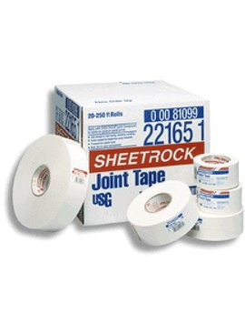USG 382175 2'' X 250' PAPER DRYWALL JOINT TAPE