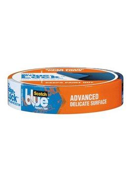 SCOTCH BLUE 1''X60YD SCOTCH BLUE PAINTERS MASKING TAPE FOR DELICATE SURFACES