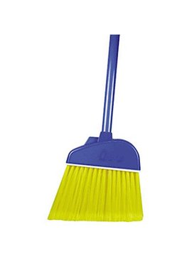 ALL PURPOSE ANGLE CUT KITCHEN BROOM